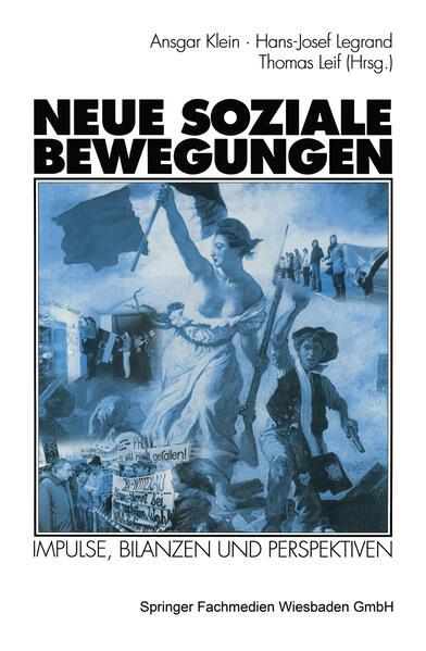 Neue soziale Bewegungen - Coverbild