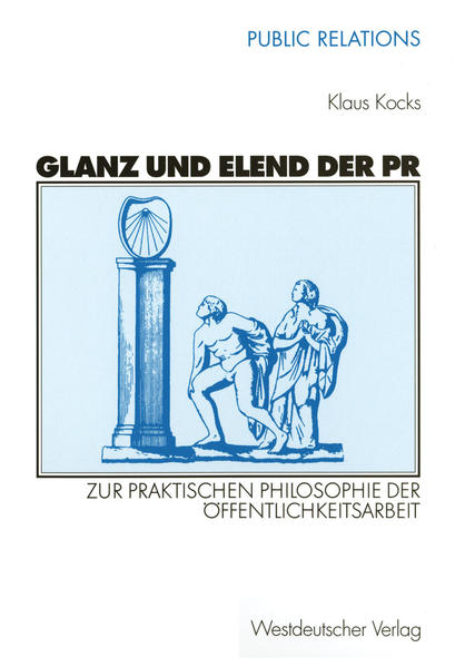 Glanz und Elend der PR - Coverbild