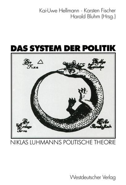 Das System der Politik - Coverbild