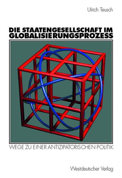 Die Staatengesellschaft im Globalisierungsprozess - Coverbild
