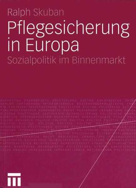 Pflegesicherung in Europa PDF Download