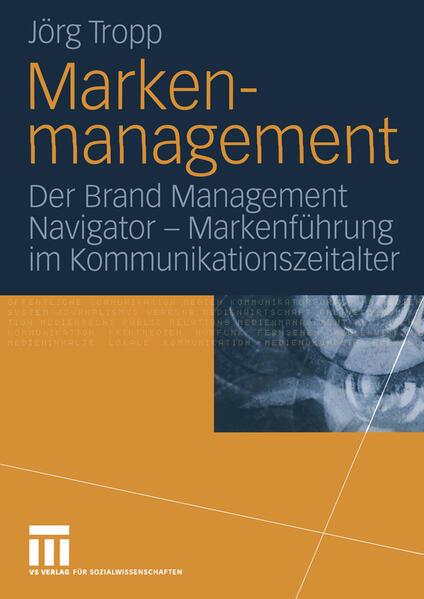 Markenmanagement - Coverbild