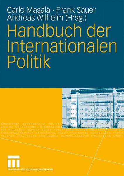 Handbuch der Internationalen Politik - Coverbild
