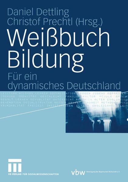 Weißbuch Bildung - Coverbild