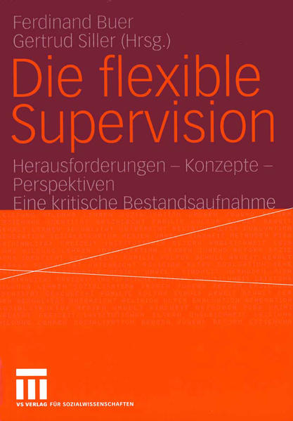 Die flexible Supervision - Coverbild