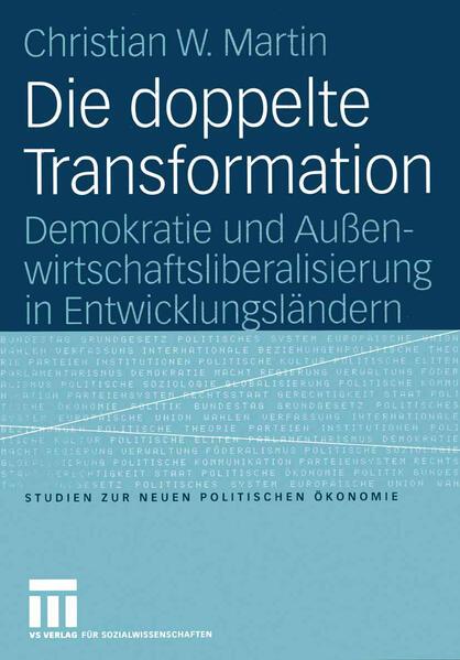 Die doppelte Transformation - Coverbild