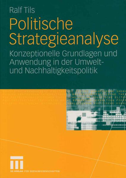 Politische Strategieanalyse - Coverbild