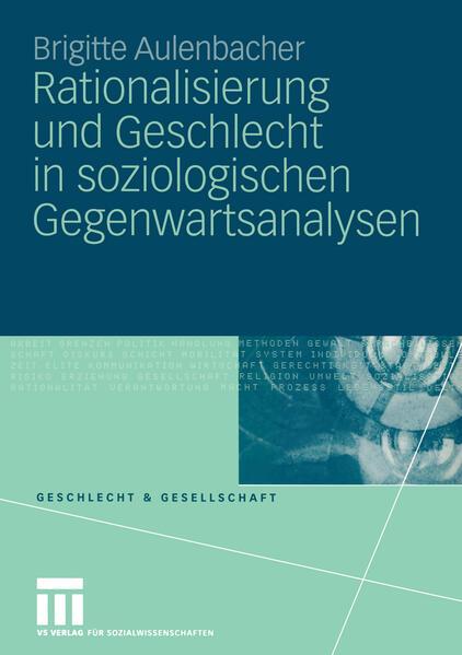 Rationalisierung und Geschlecht in soziologischen Gegenwartsanalysen - Coverbild