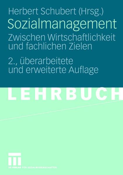 Sozialmanagement - Coverbild