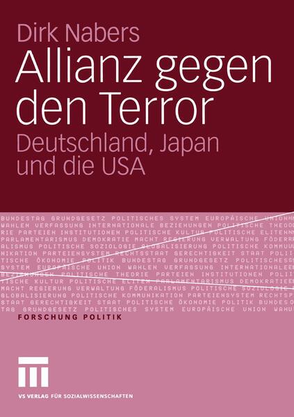 Allianz gegen den Terror - Coverbild