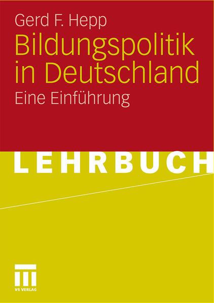 Epub Free Bildungspolitik in Deutschland Herunterladen