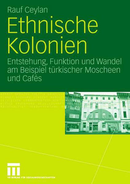 Ethnische Kolonien - Coverbild
