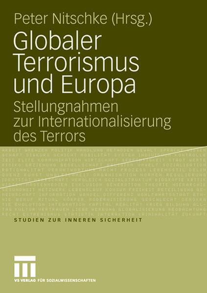 Globaler Terrorismus und Europa Laden Sie PDF-Ebooks Herunter
