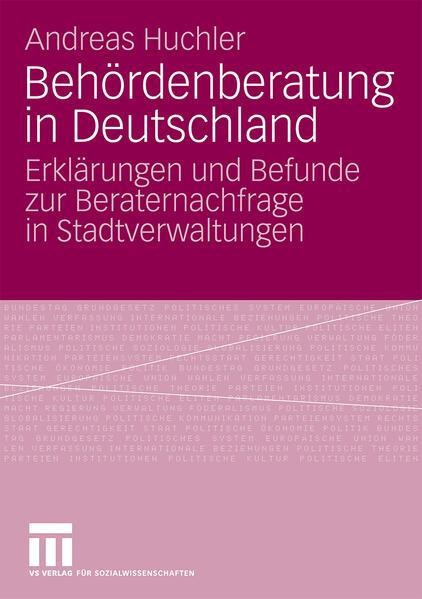 Behördenberatung in Deutschland - Coverbild