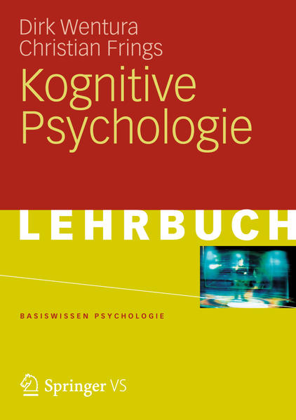 Kognitive Psychologie - Coverbild