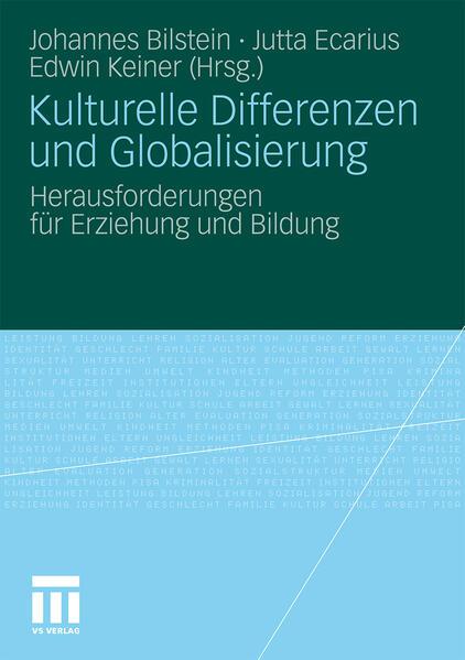 Kulturelle Differenzen und Globalisierung - Coverbild