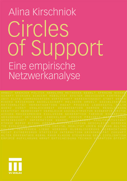 Circles of Support - Coverbild