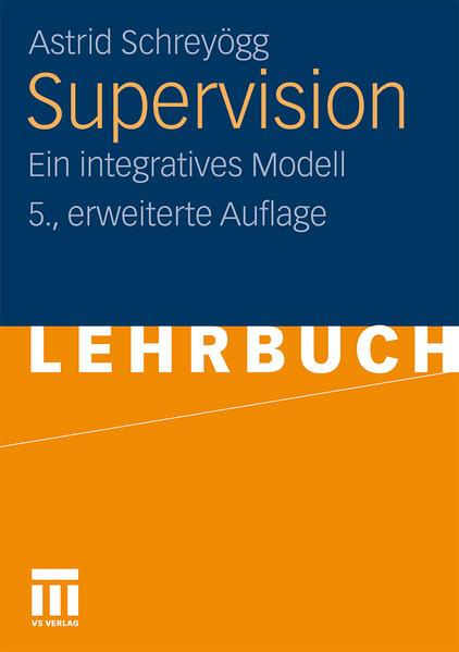 Supervision - Coverbild