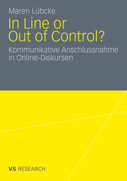 In Line or Out of Control? - Coverbild