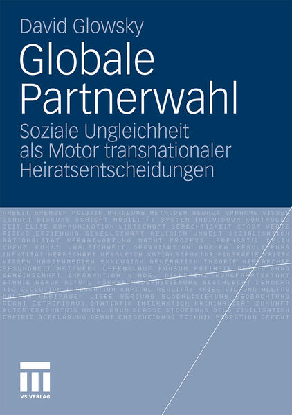Globale Partnerwahl - Coverbild