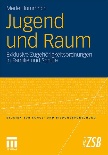 Jugend und Raum - Coverbild
