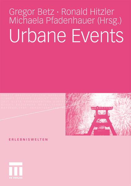 Urbane Events - Coverbild
