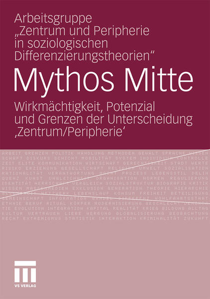 Mythos Mitte - Coverbild