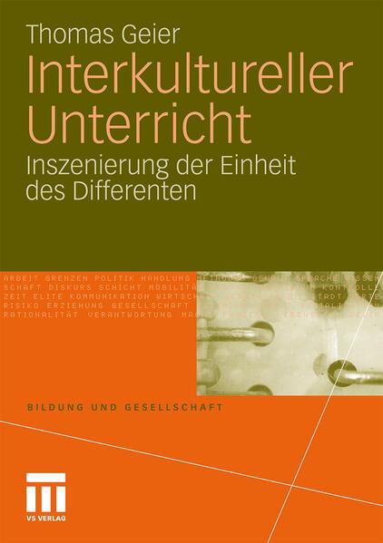 Interkultureller Unterricht - Coverbild