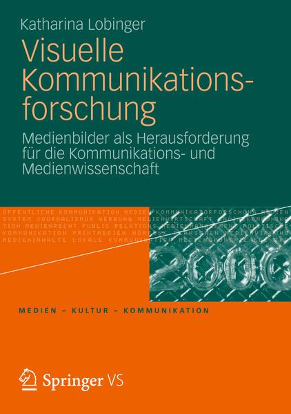 Visuelle Kommunikationsforschung - Coverbild