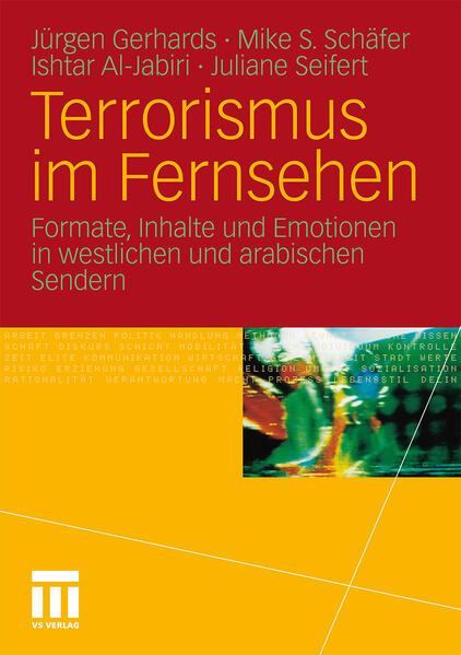 Terrorismus im Fernsehen - Coverbild