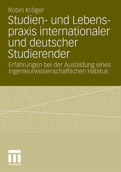Studien- und Lebenspraxis internationaler und deutscher Studierender - Coverbild