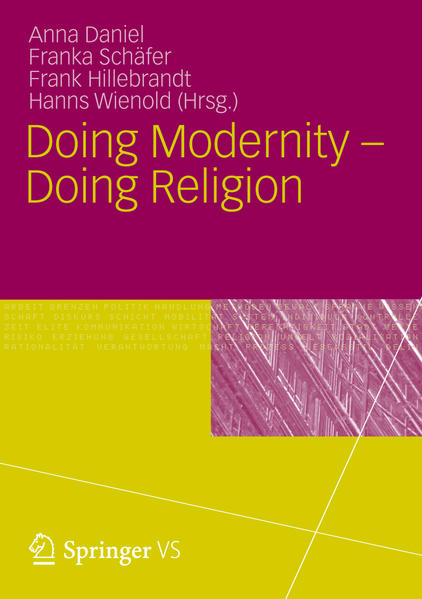 Doing Modernity - Doing Religion - Coverbild