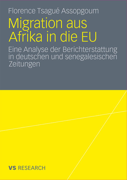 Migration aus Afrika in die EU - Coverbild