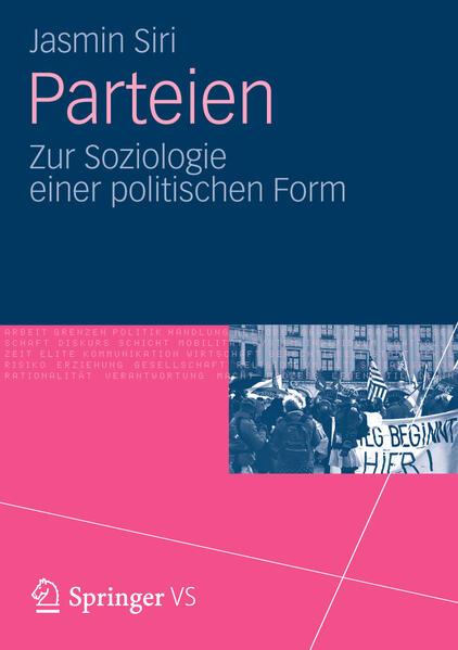 Parteien - Coverbild