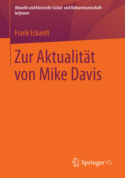 Zur Aktualität von Mike Davis - Coverbild
