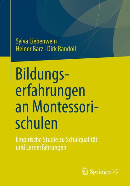 Bildungserfahrungen an Montessorischulen PDF