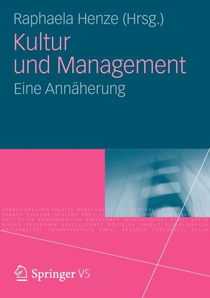 Kultur und Management - Coverbild
