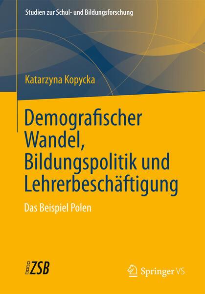 Demografischer Wandel, Bildungspolitik und Lehrerbeschäftigung - Coverbild