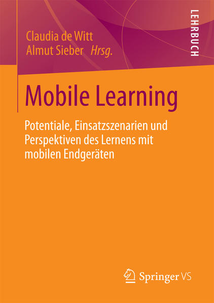 Mobile Learning - Coverbild