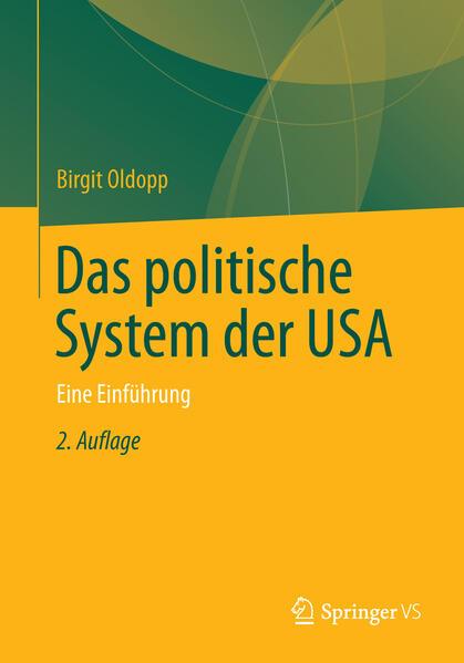 Das politische System der USA - Coverbild