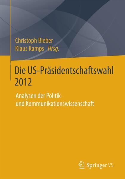 Die US-Präsidentschaftswahl 2012 - Coverbild