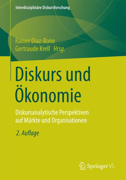Diskurs und Ökonomie - Coverbild