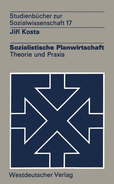 Sozialistische Planwirtschaft - Coverbild