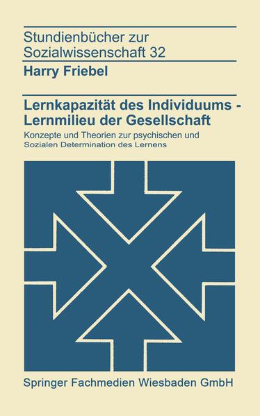 Lernkapazität des Individuums — Lernmilies der Gesellschaft - Coverbild
