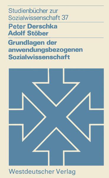 Grundlagen der anwendungsbezogenen Sozialwissenschaft - Coverbild