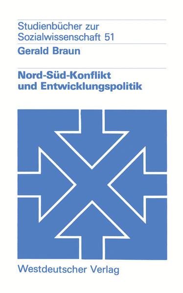 Nord-Süd-Konflikt und Entwicklungspolitik - Coverbild