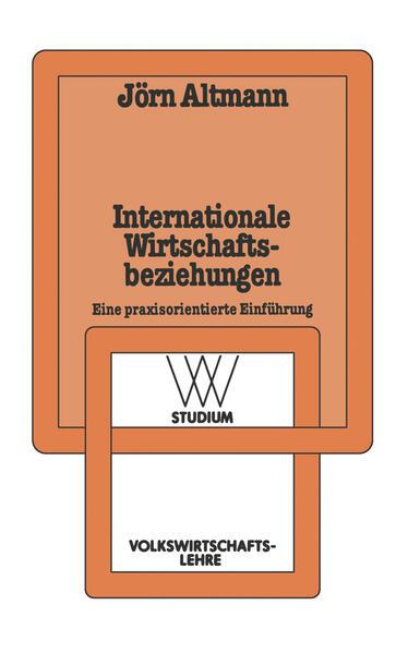 Internationale Wirtschaftsbeziehungen - Coverbild