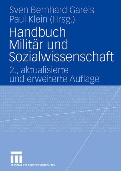 Handbuch Militär und Sozialwissenschaft - Coverbild