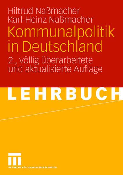 Kommunalpolitik in Deutschland - Coverbild