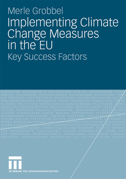 Implementing Climate Change Measures in the EU Epub Herunterladen
